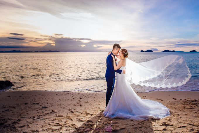 Lucas & Kathleen  Hlightlight photo wedding at conrad samui by BLISS Events & Weddings Thailand - 015