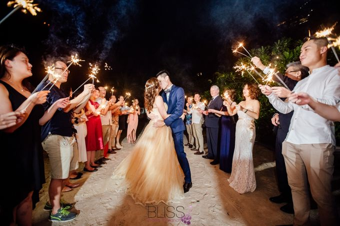 Lucas & Kathleen  Hlightlight photo wedding at conrad samui by BLISS Events & Weddings Thailand - 016