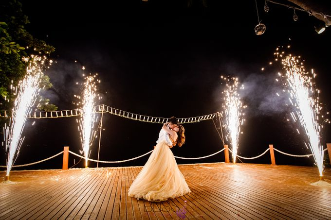 Lucas & Kathleen  Hlightlight photo wedding at conrad samui by BLISS Events & Weddings Thailand - 017