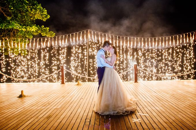 Lucas & Kathleen  Hlightlight photo wedding at conrad samui by BLISS Events & Weddings Thailand - 018
