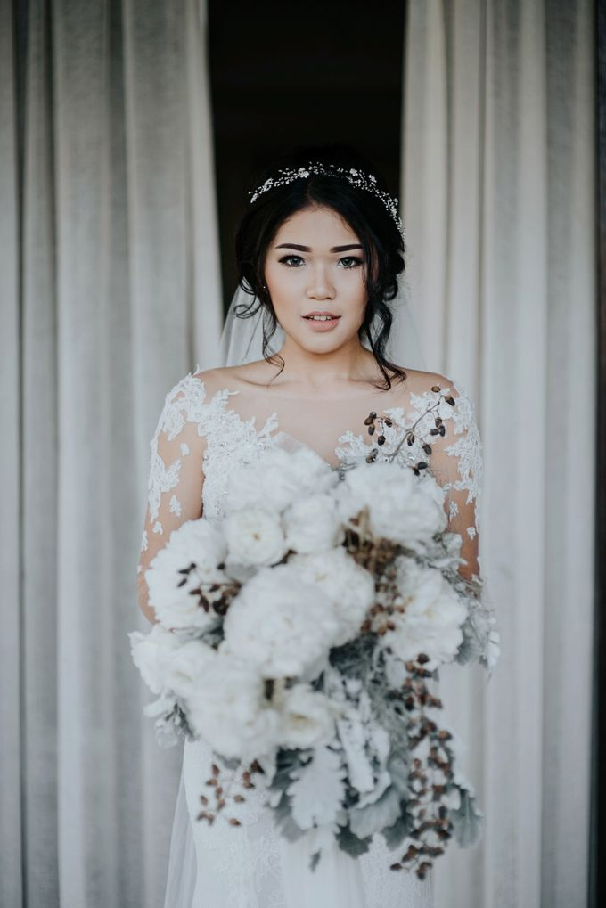 The Wedding by VA Make Up Artist - 022