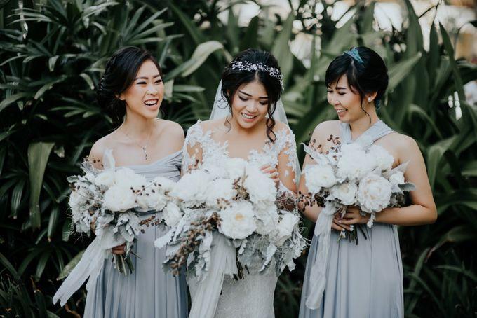 The Wedding by VA Make Up Artist - 023