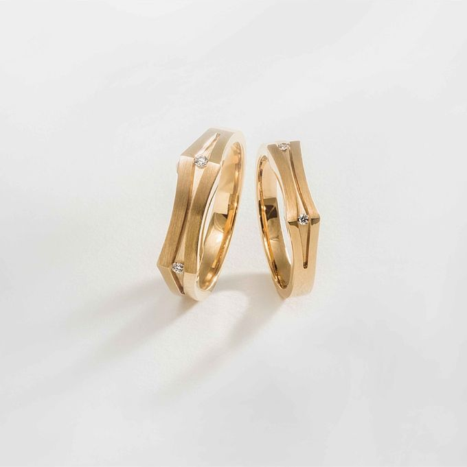 The Vow Collection by Lovemark Diamond - 002