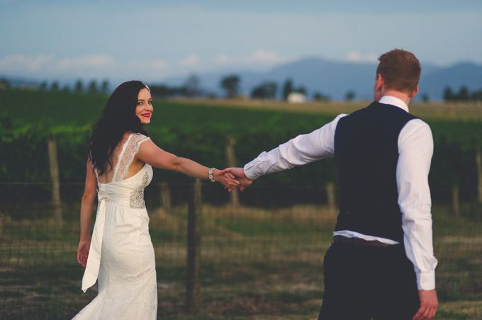Yarra Valley Weddings by Zonzo Estate - 017