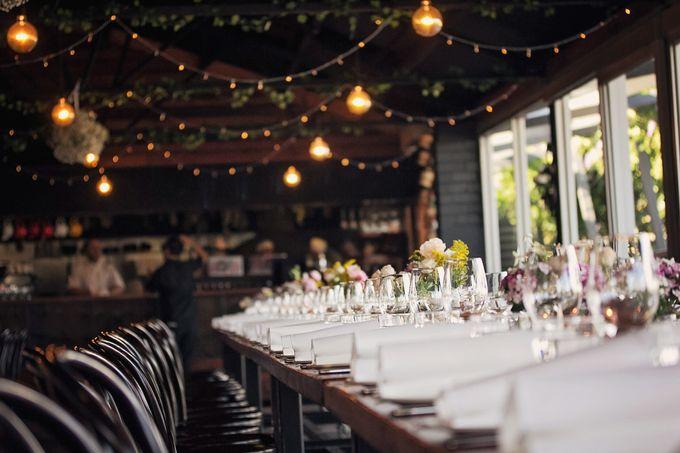 Yarra Valley Weddings by Zonzo Estate - 018