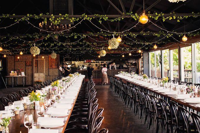 Yarra Valley Weddings by Zonzo Estate - 019