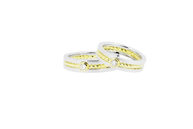September Wedding Rings by Lino and Sons - 002