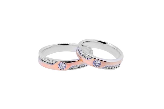September Wedding Rings by Lino and Sons - 015
