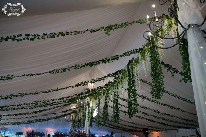Garden Wedding by Vonre Events - 022