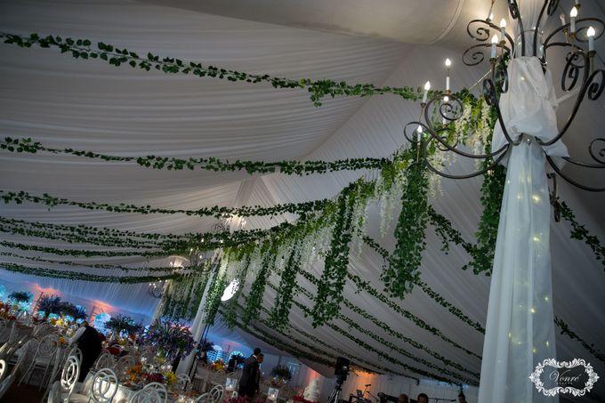 Garden Wedding by Vonre Events - 023