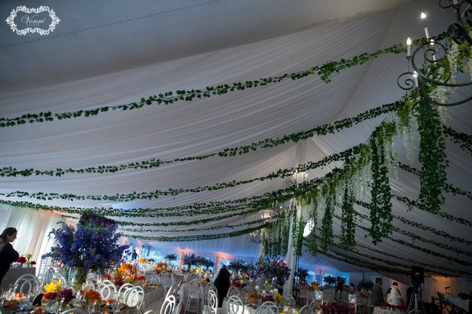 Garden Wedding by Vonre Events - 024