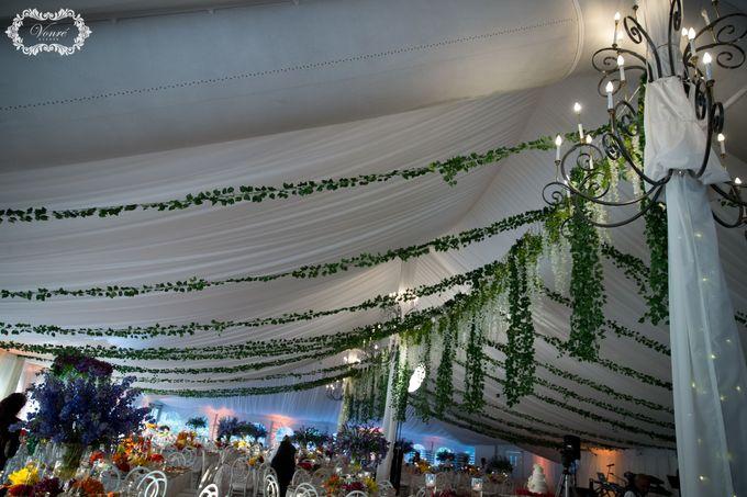 Garden Wedding by Vonre Events - 025