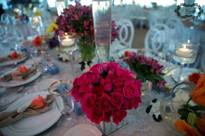 Garden Wedding by Vonre Events - 005