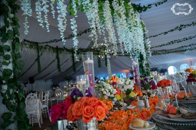 Garden Wedding by Vonre Events - 026