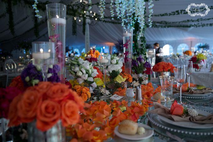 Garden Wedding by Vonre Events - 027
