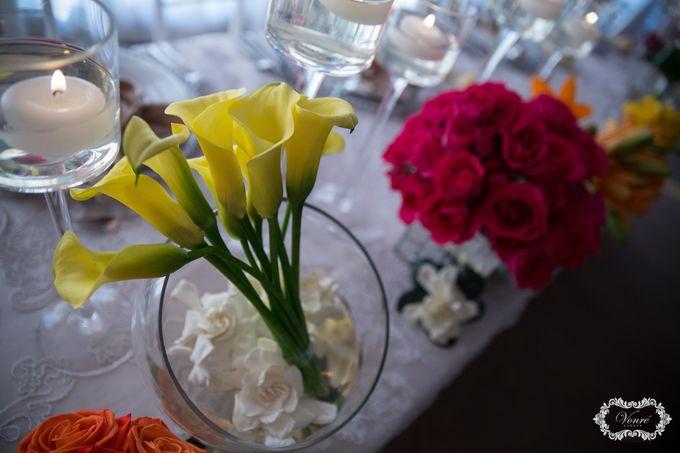 Garden Wedding by Vonre Events - 028