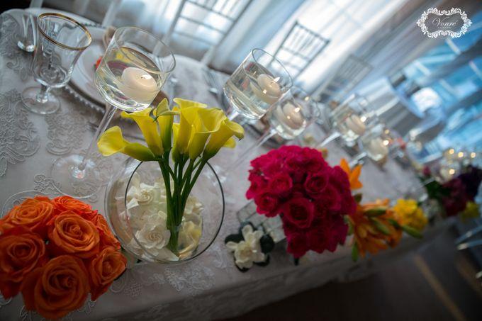 Garden Wedding by Vonre Events - 029