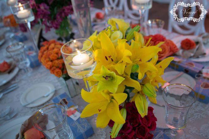 Garden Wedding by Vonre Events - 006