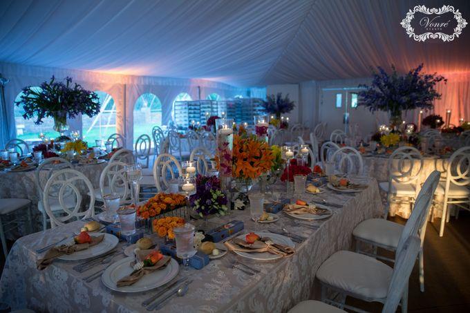 Garden Wedding by Vonre Events - 030