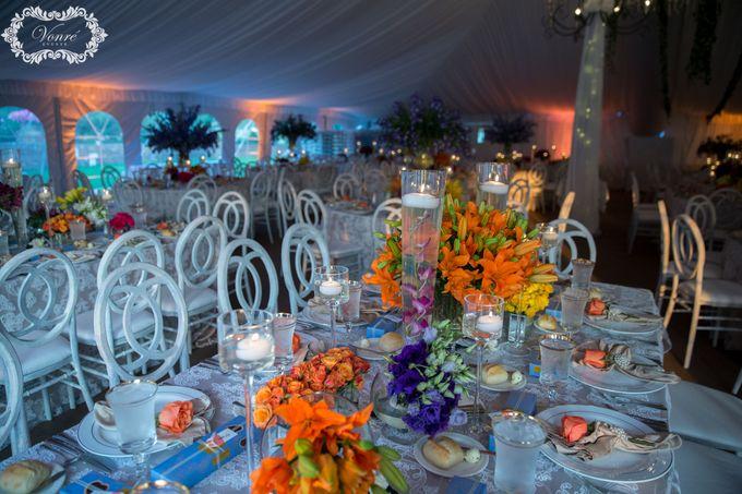Garden Wedding by Vonre Events - 031