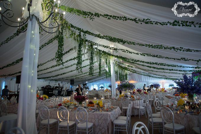 Garden Wedding by Vonre Events - 032