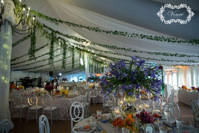 Garden Wedding by Vonre Events - 033