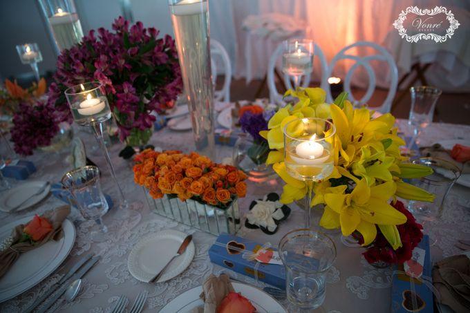 Garden Wedding by Vonre Events - 007