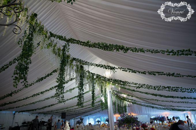 Garden Wedding by Vonre Events - 034