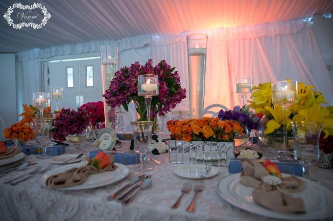 Garden Wedding by Vonre Events - 008