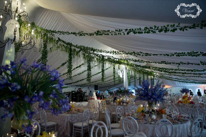 Garden Wedding by Vonre Events - 035