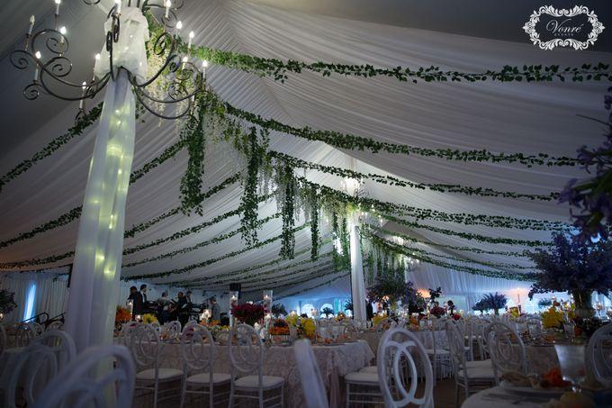 Garden Wedding by Vonre Events - 036
