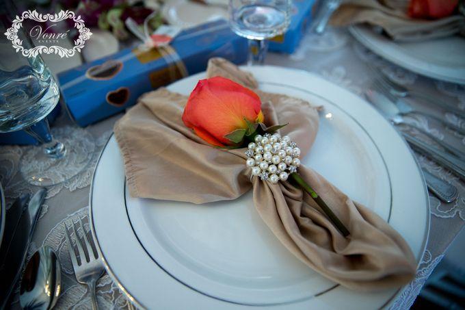 Garden Wedding by Vonre Events - 010