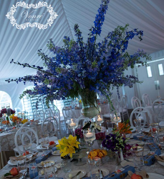 Garden Wedding by Vonre Events - 011