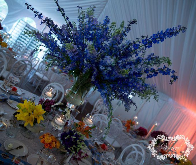 Garden Wedding by Vonre Events - 012