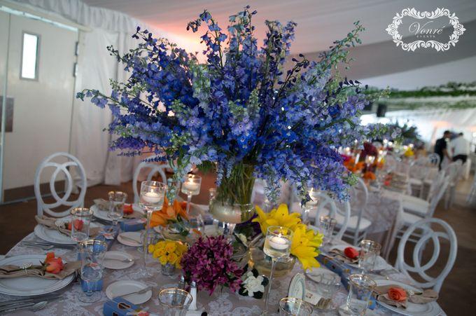 Garden Wedding by Vonre Events - 001