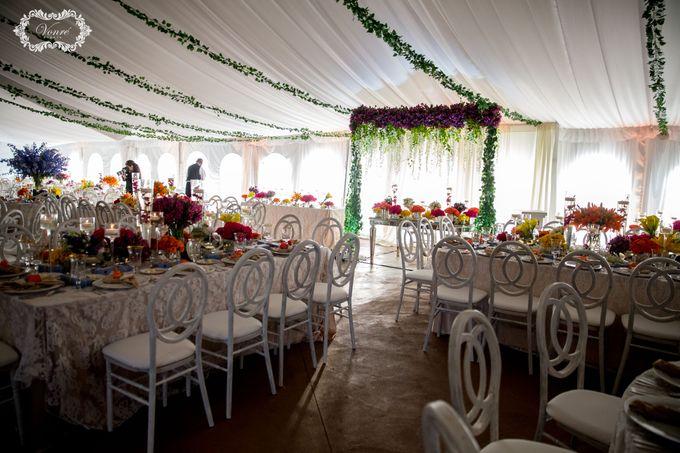 Garden Wedding by Vonre Events - 013