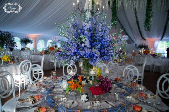 Garden Wedding by Vonre Events - 014