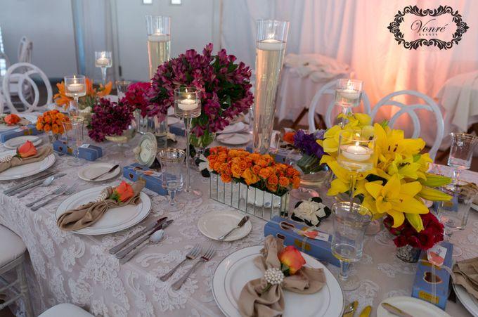 Garden Wedding by Vonre Events - 002