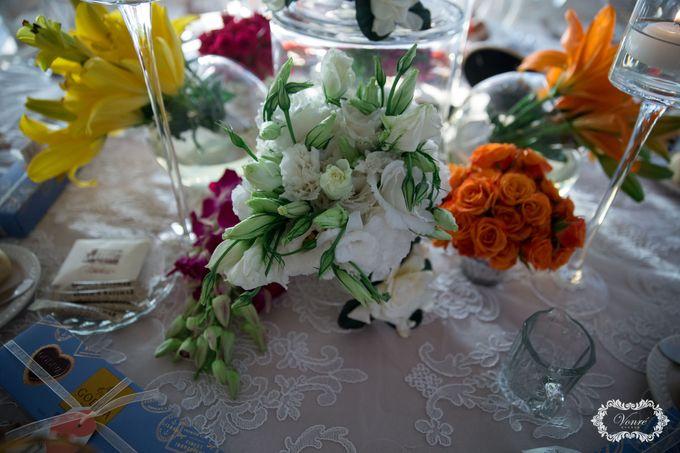 Garden Wedding by Vonre Events - 015