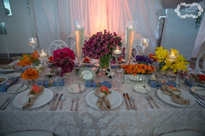 Garden Wedding by Vonre Events - 003