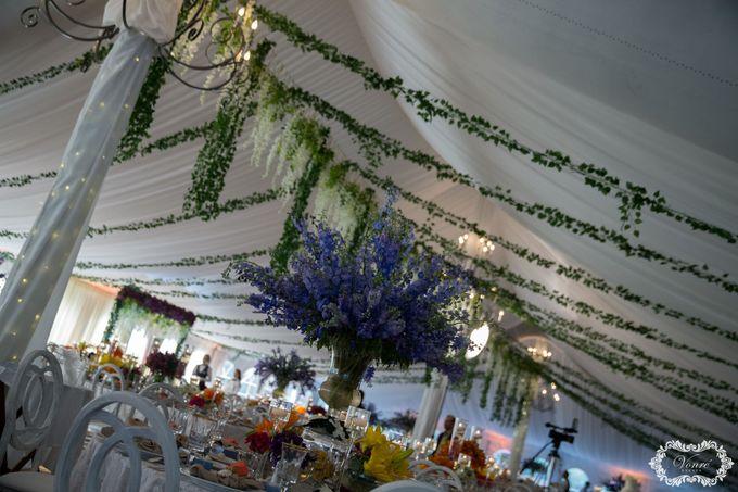 Garden Wedding by Vonre Events - 016