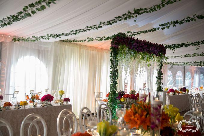 Garden Wedding by Vonre Events - 017