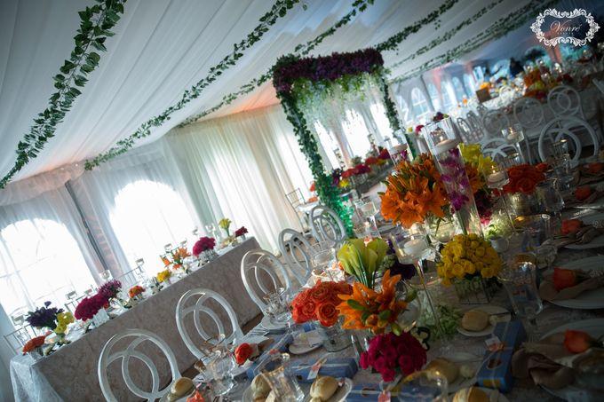 Garden Wedding by Vonre Events - 018