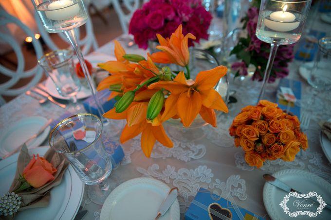 Garden Wedding by Vonre Events - 004