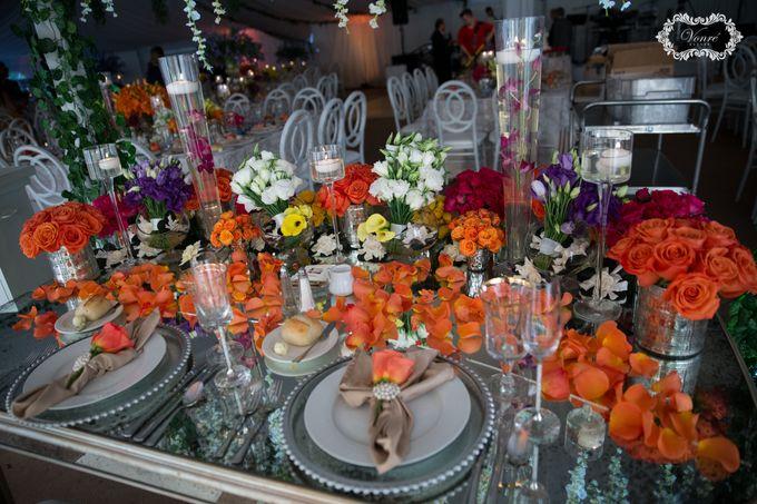 Garden Wedding by Vonre Events - 019