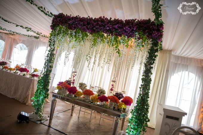 Garden Wedding by Vonre Events - 020