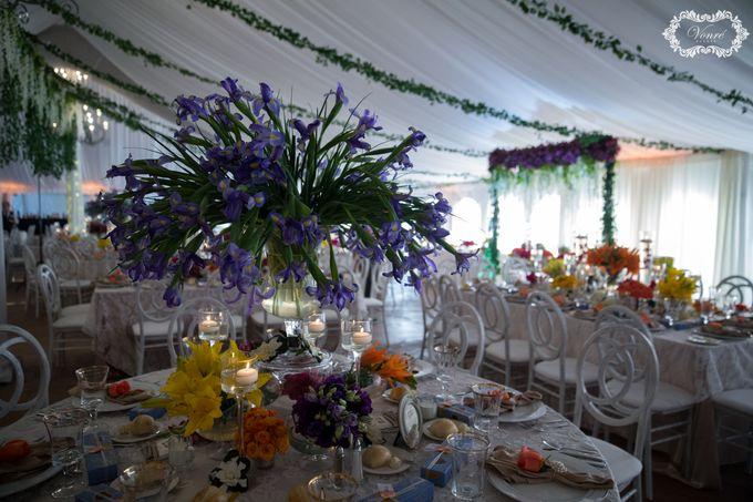 Garden Wedding by Vonre Events - 021