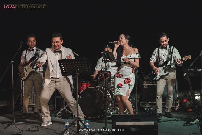 WEDDING OF R & P AT THE SAHITA by MC Arief Senoaji - 003