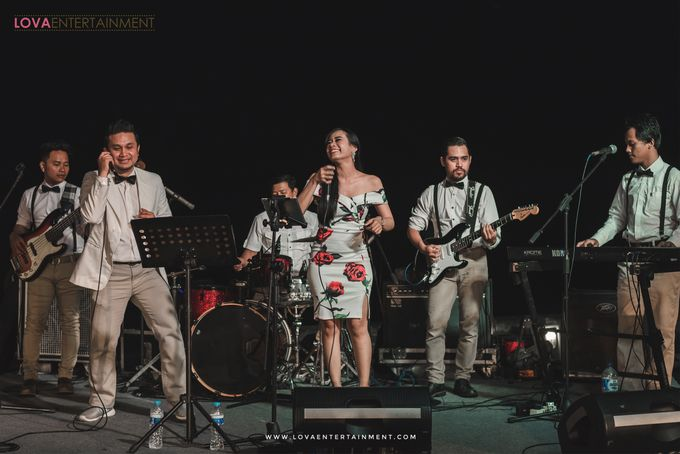 WEDDING OF R & P AT THE SAHITA by MC Arief Senoaji - 002