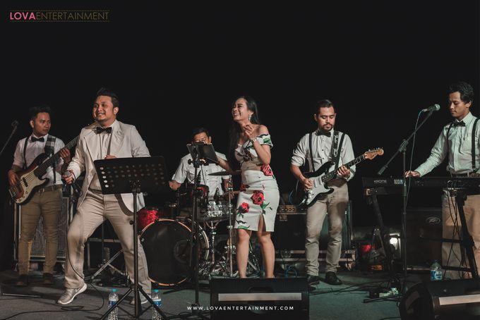 WEDDING OF R & P AT THE SAHITA by MC Arief Senoaji - 004